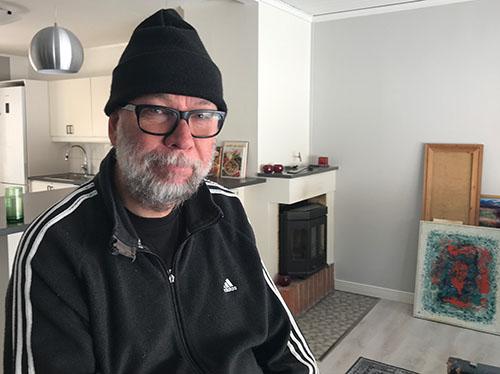 Peter Pekka Jonsson, OCD-föreningen Västernorrland