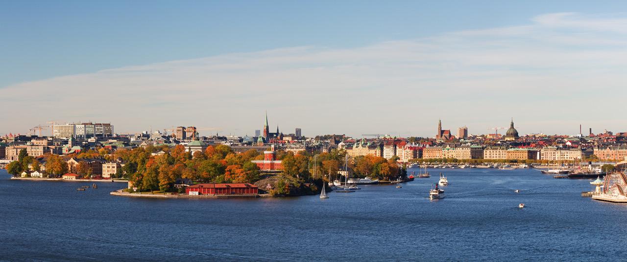 Utsikt från OCD-föreningen Stockholm.