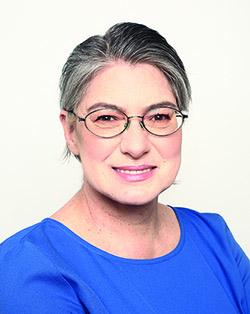 Liria Ortiz, psykolog.