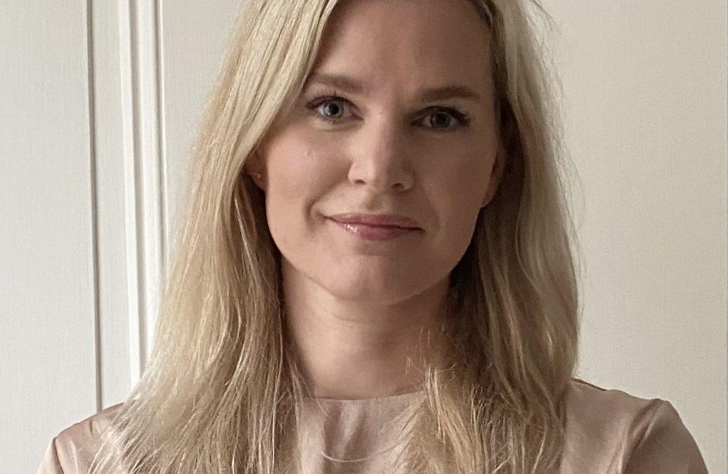Mia Asplund, psykolog och psykoterapeut.